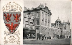 Queen's College, University of Oxford - Founded 1340 A.D. Postcard