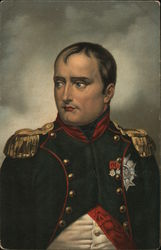 Portrait of Napoleon 1