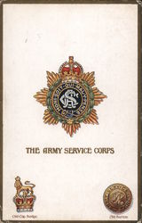 UK The Army Service Corps