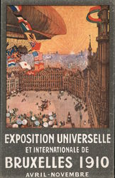 Brussels International Exposition 1910