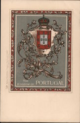 Coat of Arms - The Kingdom of Portugal