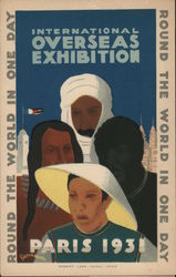 International Overseas Exhibition - Paris 1931 (English)