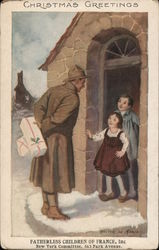 Christmas Greetings - Fatherless Children of France
