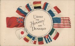 United for Humanity and Democracy