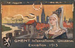 Ghent International Universal Exhibition 1913