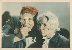 Wallace Beery and Jackie Cooper, Treasure Island