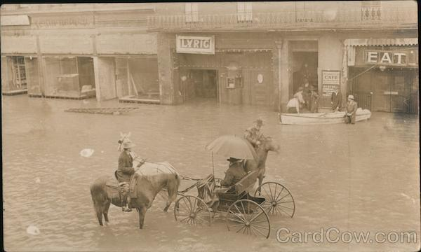 Carriage in a Flood Watsonville California