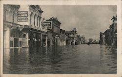 Watsonville Flood 1914