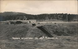 View of The Presidio Postcard