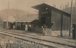Cazadero Depot, Store & Post Office