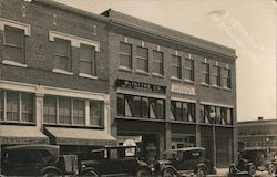 McIntyre Company Cascade Building 1318 Commerce Ave. Postcard