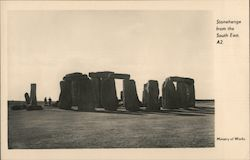 Stonehenge from the South East