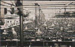 Workers on Factory Floor
