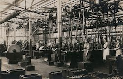 Women Working in a Factory in Germany