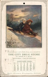 If you want pure and reliable drugs, steer straight for The City Drug Store H. E. Wolfe, Ph. G., General Manager Sonora, California Mail orders promptly filled. Postcard