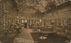 Palm Room - St. George Hotel