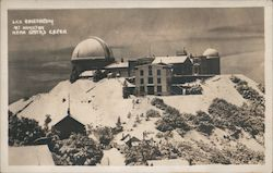 Lick Observatory, Mt. Hamilton Near Smith's Creek Postcard