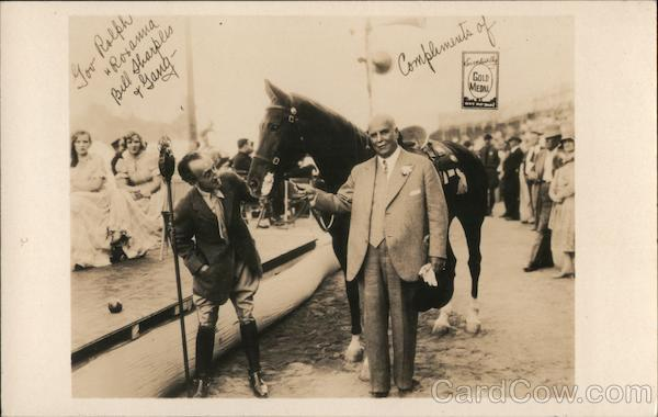 Governor of California James Rolph Sunny Jim Horse Racing Bill Sharples