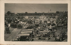 Fairgrounds, Early Automobiles