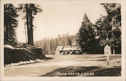 Twain Harte Lodge