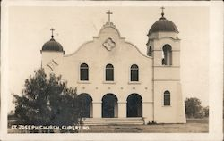 St. Joseph Church Postcard