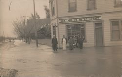 The New Market, Flood
