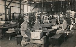 Women at Work - P.B. Payne Company Cannery