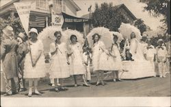 Women of Epworth League Grass Valley No. 1419 Postcard