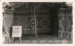 The Arabian Tent at Sniff's Date Garden