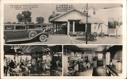 Williams and Foothill Blvd. Postcard