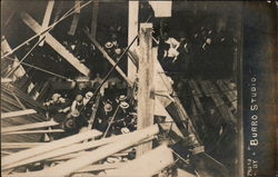 Double Deck Pier Collapse - May 24, 1913 Postcard