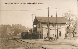 Rare: Southern Pacific Depot