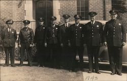Mill Valley Police Officers 1943