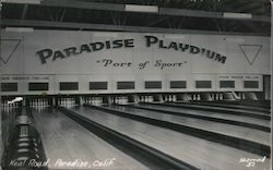 Playdium Bowling Alley, Neal Road
