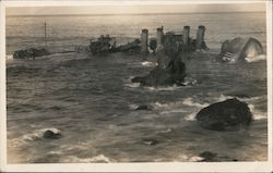 Wrecked Ships, Honda Point disaster