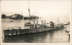 USS Chauncey Shipwreck, Honda Point disaster
