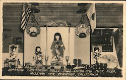 Japanese Friendship Dolls, Mission Inn