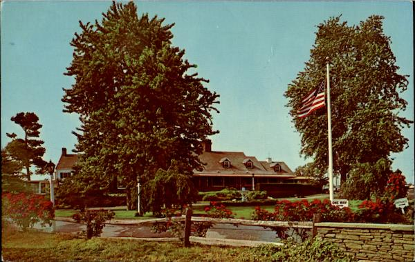 Milleridge Inn, Routes 106/107 and Jericho Turnpike Long Island New York