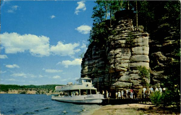 Clipper Winnebago At The Palisades Wisconsin Dells