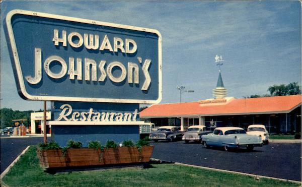 howard johnson u0026 39 s restaurant framingham  ma