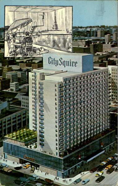 City Squire Motor Inn, 51st -52nd Streets New York
