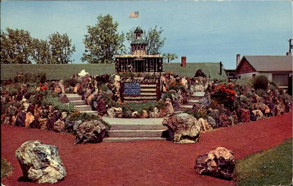 Petersen Rock Gardens And Museum