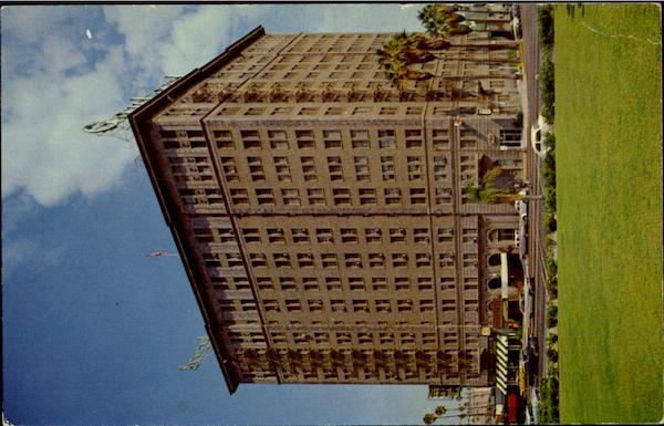 Gaylord Hotel And Apartments, 3355 Wilshire boulevard Los Angeles California