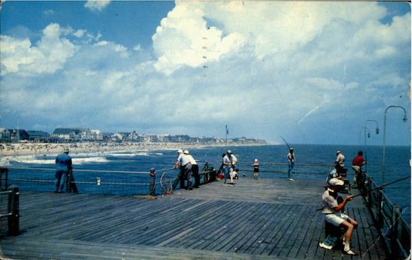Ocean city pier for Ocean city md fishing pier