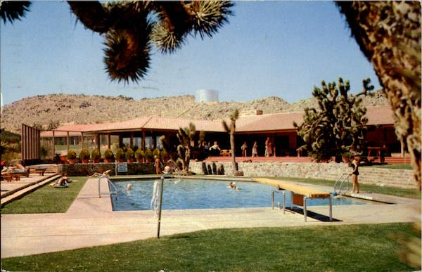 Apple Valley Inn Pool Victorville Ca