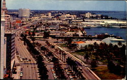 Biscayne Boulevard Looking North