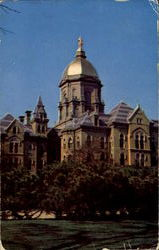 Administration Building Postcard