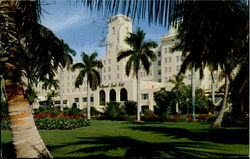 Famed Hollywood Beach Hotel