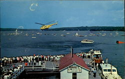 Hellocopter at Weirs Beach