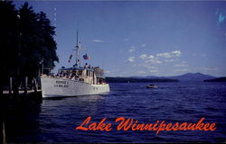 M. V. Sophie C, Lake Winnipesaukee
